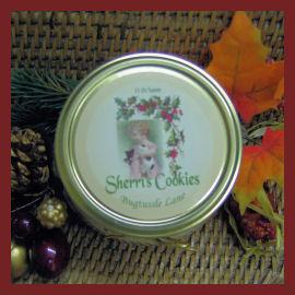 Seasonal 11 Oz Glass Candle Tureen